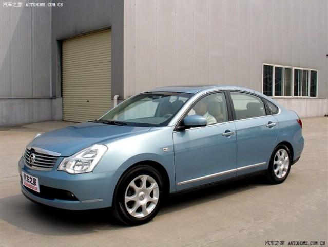 Nissan Sylphy для китайского рынка - скорее всего, именно эта машина будет выпускаться у нас под именем Nissan Almera