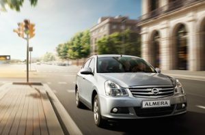 Новый Nissan Almera — в продаже с января? (на самом деле, нет)