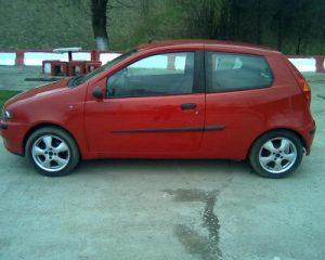 История Fiat Punto