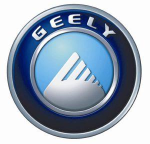 Geely - логотип