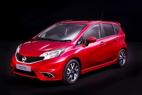 Новый Nissan Note 2