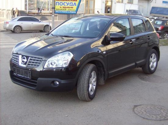 Nissan Qashqai бьет рекорды продаж в Украине