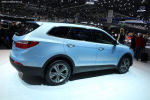 Премьера Hyundai Grand Santa Fe в Женеве