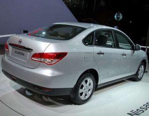 Nissan-Almera-2013-back